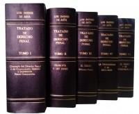 Tratado de Derecho Penal 7 Vol.