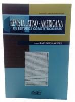 REVISTA LATINO AMERICANA DE ESTUDOS CONSTITUCIONAIS Vol. 6