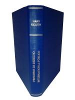 Principios de Derecho Internacional Publico