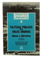 Politicas Públicas Para Áreas Urbanas Dilemas e Alternativas