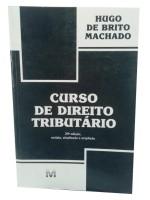 Curso de Direito Tributário.