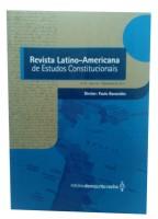 REVISTA LATINO AMERICANA DE ESTUDOS CONSTITUCIONAIS Vol. 12