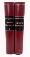 Derecho Mercantil 2 vol.