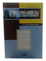 REVISTA LATINO AMERICANA DE ESTUDOS CONSTITUCIONAIS Vol. 5