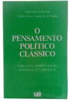 O Pensamento Político Clássico