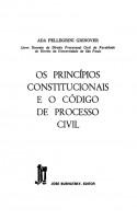 Os Princípios Constitucionais e o Código de Processo Civil