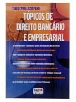 Tópicos de Direito Bancário e Empresarial