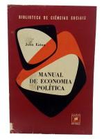 Manual de Economia Política
