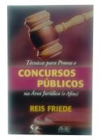 Técnicas Para Provas e Concursos Public os na Área Jurídica e Afins