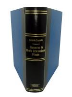 Elementos de Direito Internacional Privado