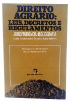 Direito Agrário: Leis, Decretos e Regulamentos