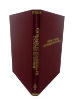 Manual de Redação da Presidência da Republica