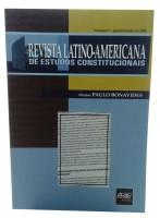 REVISTA LATINO AMERICANA DE ESTUDOS CONSTITUCIONAIS Vol. 7