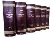 Commentario del Codice Civile Italiano 6 Vol.