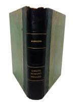 Instituições de Direito Romano Privado Compostas em Latim