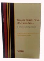Temas de Direito Penal e Processo Penal
