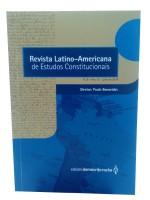REVISTA LATINO AMERICANA DE ESTUDOS CONSTITUCIONAIS Vol. 18