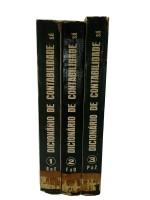 Dicionário de Contabilidade 3 vol.