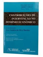 Contribuições de Intervenção no Domínio Econômico