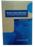 REVISTA LATINO AMERICANA DE ESTUDOS CONSTITUCIONAIS Vol. 11