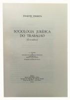 Sociologia Jurídica do Trabalho