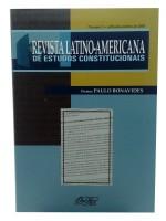 REVISTA LATINO AMERICANA DE ESTUDOS CONSTITUCIONAIS Vol. 2