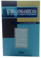 REVISTA LATINO AMERICANA DE ESTUDOS CONSTITUCIONAIS Vol. 4