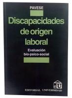 Discapacidades de Origem Laboral