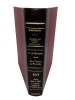Manual do Código Civil Brasileiro P. de Lacerda Vol. XVI  1ª Parte TOMO II