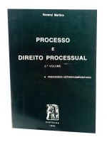 Processo e Direito Processual 2º Volume