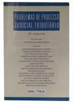 PROBLEMAS DE PROCESSO JUDICIAL TRIBUTÁRIO 5º VOL.