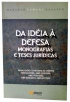 Da Ideia á Defesa - Monografias e Teses Jurídicas