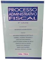Processo Administrativo Fiscal 6º Volume