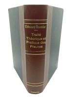 Traité Théorique et Pratique des Preuves
