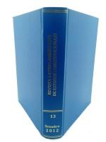 REVISTA LATINO AMERICANA DE ESTUDOS CONSTITUCIONAIS Vol. 13