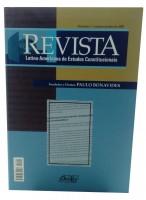 REVISTA LATINO AMERICANA DE ESTUDOS CONSTITUCIONAIS vol-1