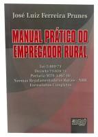 Manual Prático do Empregador Rural